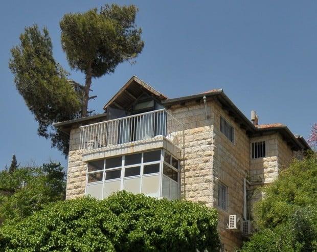 house 57 Jerusalem
