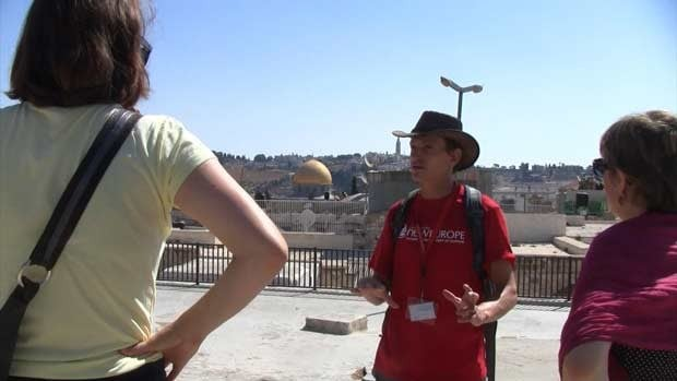 Sandemans' Free Jerusalem Tour